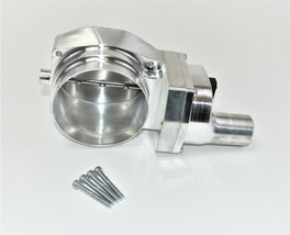 4 BOLT DRIVE BY WIRE LS LS1 LS2 LS3 LS6 LS7 LSX CHEVY GM 102 MM THROTTLE BODY SL