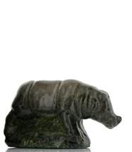 Whimsies Porcelain Miniatures by Wade Figurine Rhinoceros  - $2.96
