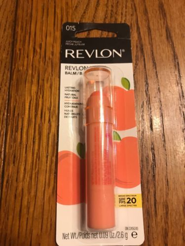 Primary image for Revlon Kiss Balm 015 Juicy Peach  SPF20 Broad Spectrum - Lasting Hydration