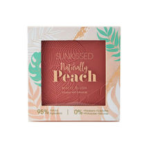 SUNKISSED NATURALLY PEACH - MATTE BLUSH - INFUSED WITH MINERALS - 95% NA... - $33.00