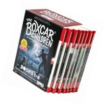 The Boxcar Children8 Book Box Set by Gertrude Chandler Warner - $31.95