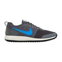 Nike Men's Elite Shinsen Casua Shoes 801780-041 Grey/Blue/White Sneakers... - $58.41