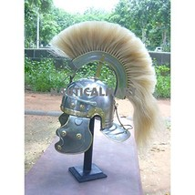 Roman Centurion Helmet - Gallic By Nauticalmart - $197.01