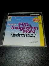 Barney's Fun On Imagination Island [PC CD] 7th Level - $6.88