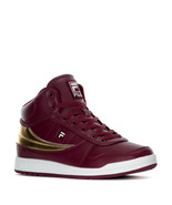 FILA BBN 84 NS MID LEATHER TRAINER SPORTS SNEAKERS MEN SHOES RED SIZE 10... - $69.29