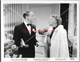 Fred Astaire Ginger Rogers Fur Coat Tux Original The Barkleys of Broadway Photo  - $19.99