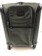 "Tumi Alpha Continental 20"" Green Nylon Spinner Luggage Suitcase Bag 2852... - $150.00"