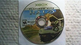 Halo: Combat Evolved -- Platinum Hits (Microsoft Xbox, 2001) - $6.95