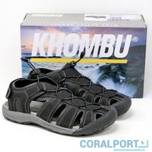Khombu Men's Active Sandal Travis, Black, Various Sizes & Condition - $20.63 CAD+