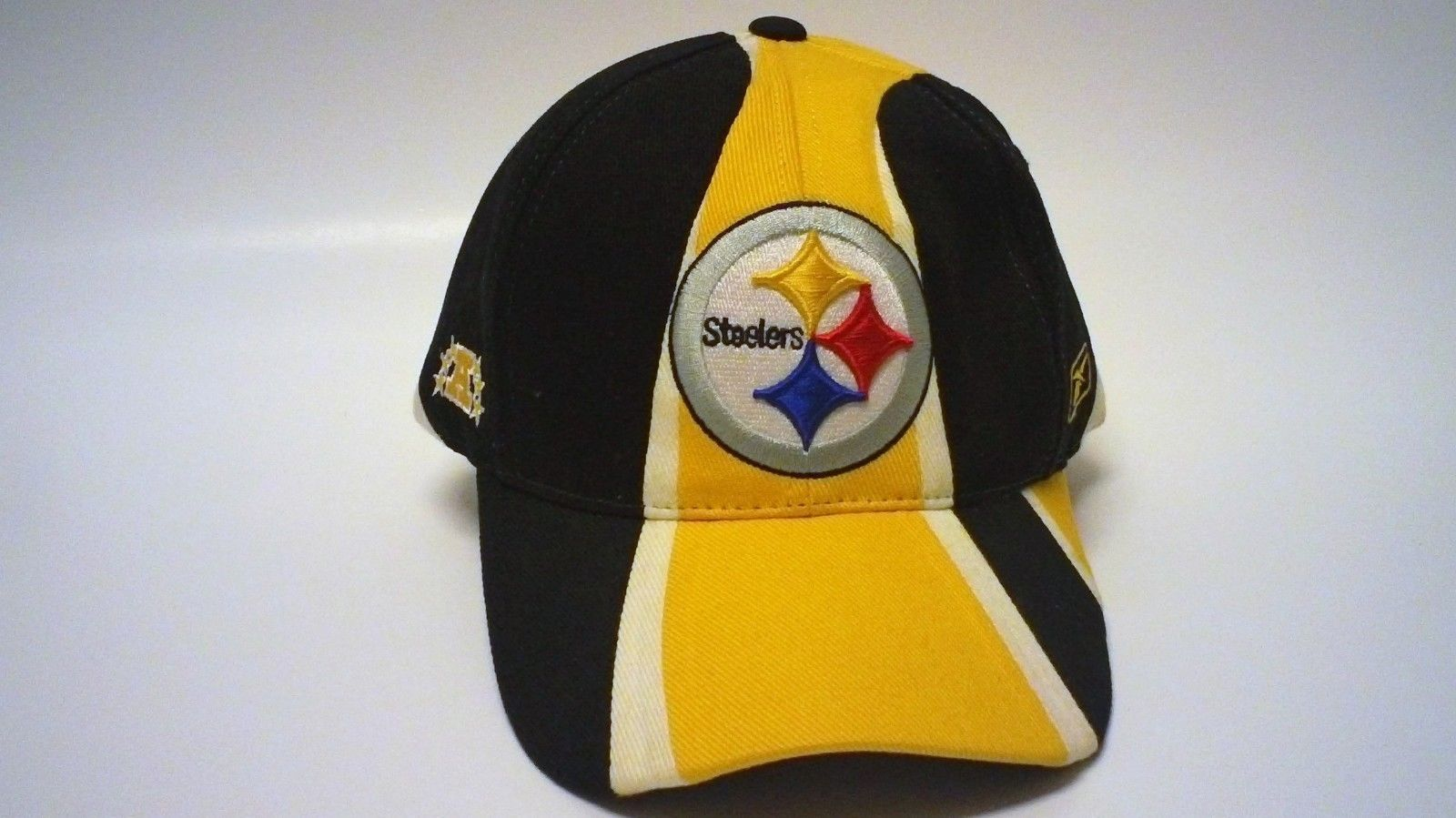 7f7039cabcfde4 Pittsburgh Steelers NFL Equipment Reebok Hat and 50 similar items. S l1600