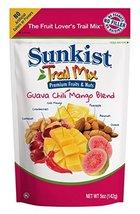 Sunkist Fruit Lover's Trail Mix- Guava Chili Mango 5 oz. (8 Pack) - $52.82