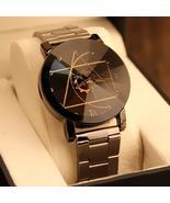 Splendid Original Brand Couple Watch Men Watch Women Stainless Steel Fas... - $7.99