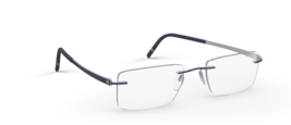 Authentic Silhouette MOMENTUM Eyeglasses SIL 5529 4510 made in Austria MMM - $207.96