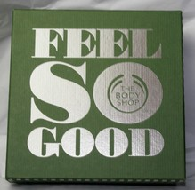 "The Body Shop 5 Piece ""Feel So Good"" OLIVE FESTIVE PICKS Gift Set; New i... - $38.66"