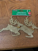 Reindeer Christmas Ornament - $14.58