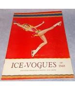Ice Vogues of 1948 Souvenir Program Marilyn Quinn Jack Richardson - $9.95
