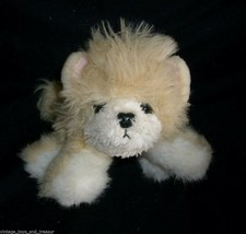VINTAGE 1993 TYCO PUPPY PUPPY PUPPIES TAN WHITE STUFFED ANIMAL PLUSH TOY... - $45.82