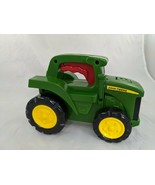 John Deere Roll n Go Tractor Flashlight Toy Learning Curve Lights Sounds - $7.15