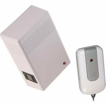 remote control AmerTac RFK105LC Hand Held Transmitter button & Plug-in R... - $39.55