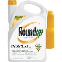 Roundup Ready-to-Use Poison Ivy Plus Tough Brush Killer 1 GL Poison Oak ... - $35.95