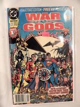 #1 War of the Gods 1991 DC Comics C556 - $3.33