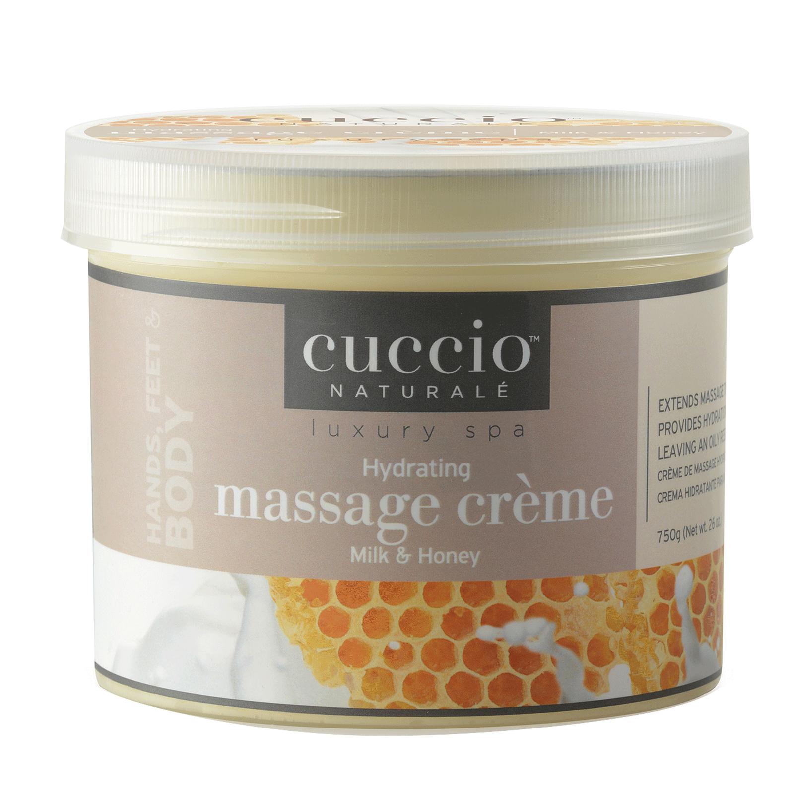 Cuccio Naturale Massage Creme,  Milk & Honey  26 oz