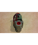 "Asco Red-Hat II Solenoid Valve 8210G87 SS 1/2"" 120 VAC NIB - $180.00"