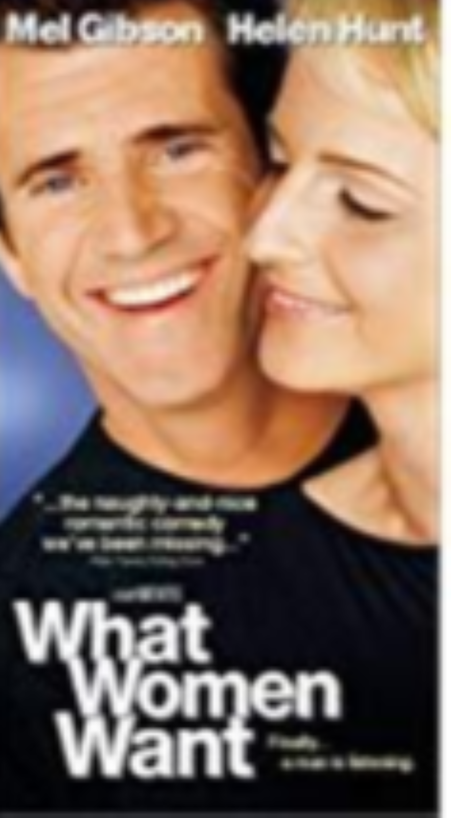 What Women Want Vhs