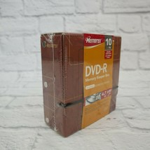 Memorex 10 Pack DVD-R Memory Keeper Box - $18.18