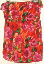 Women's Printed Tube Mini Pocket Dress Size M - $8.00