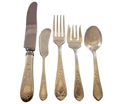 Betsy Patterson Engraved by Stieff Sterling Silver Flatware Set Service 67 pcs - $3,995.00