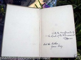 Zane Grey, Buffalo Jones inscribed THE LAST OF THE PLAINSMEN - First Edi... - $637.00