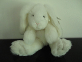 Russ Berrie Bunny Rabbit Marshmallow White Plush Nr 4223 All Tags - $88.88