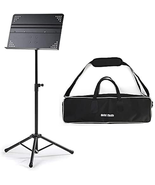 Professional Folding Orchestra Sheet Music Stand With Carry Bag Hola! H... - £35.07 GBP