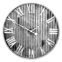 Westclox 37051 13-Inch Stylish Metal Wall Clock with Metal Dial - $41.41