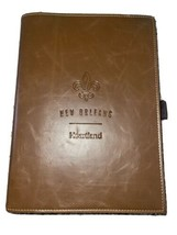 Leather Journal Vintage Cotton Field & Co Collection NewOrleans Heartlan... - $75.70