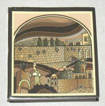 Judaica Pocket Psalms Tehilim Miniature Prayer Blessing Book w Box Silver Hebrew image 3