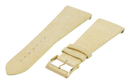 Nautica Women's A17524 30mm Beige Genuine Stingray Watch Band - $28.70