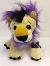 "Webkinz Rock n Roar Plush Rockerz Lion HM5103 No Code Ganz 9"" Stuffed An... - $8.50"
