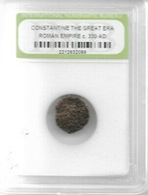 Rare Old Ancient Medieval CONSTANTINE GREAT Roman Empire War Collection ... - $14.84