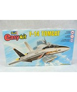 REVELL F-14 TOMCAT JET AIRPLANE MILITARY 1/72 MODEL KIT NEW! - $14.84