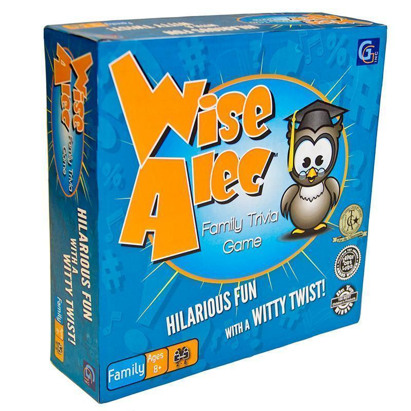 Primary image for WISE ALEC TRIVIA GAME