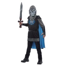 New Kids Boys Totally Ghoul Corpse Knight Costume Dress Up Halloween Size L Xl - $35.99
