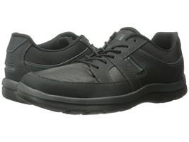 Rockport Men's Get Your Kicks Blucher Black Sneaker Free Shipping - $53.27