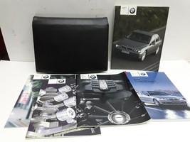2002 BMW 745i 745Li owners manual - $49.49