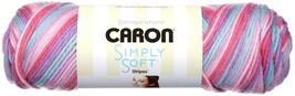 Caron Simply Soft Stripes Yarn Times Square - $7.58