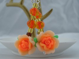 Pink and pale coral roses - $12.95