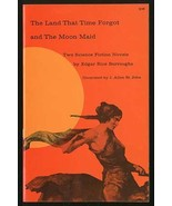 The Land That Time Forgot and The Moon Maid: Two science fiction novels ... - $12.50