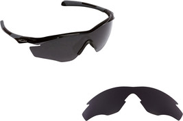 SEEK Replacement Lenses Compatible to OAKLEY M2 Frame XL Asian Fit Polarized - $15.59