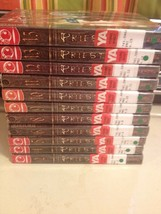 Tokyopop Manga Lot Of 11 Issues Priest 2, 4, 5, 6 8-13, 15 (bc3) - $46.74